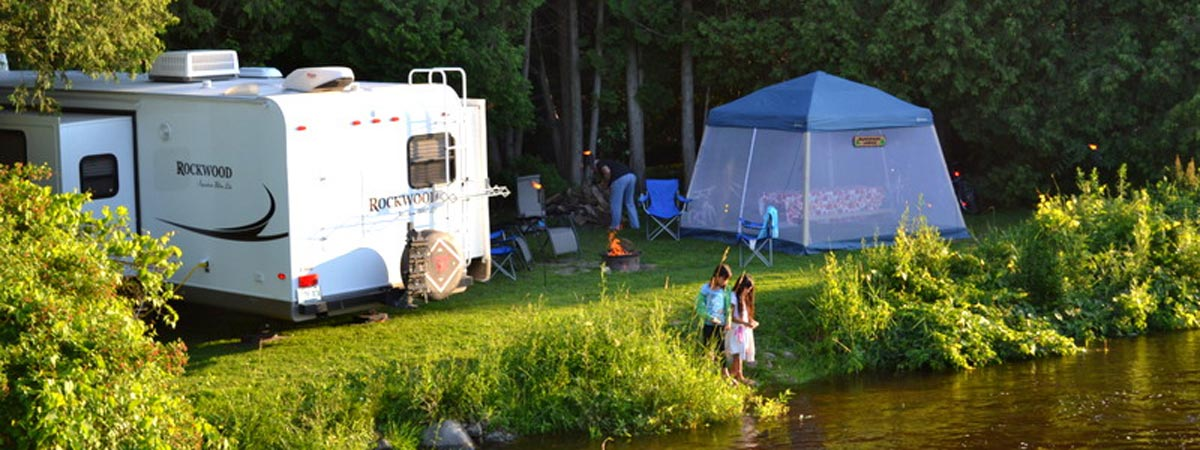 Welcome to Saugeen Springs RV Park